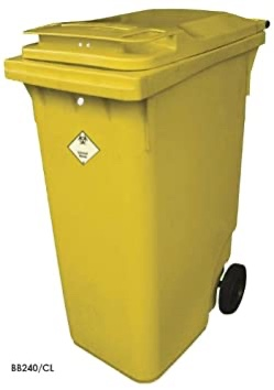Clinical Waste 240L